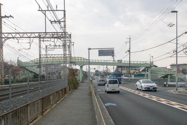 歩道橋-1711307