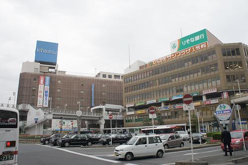 近鉄百貨店2011