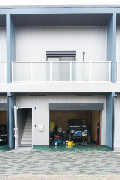 ガレージハウス3-20082819