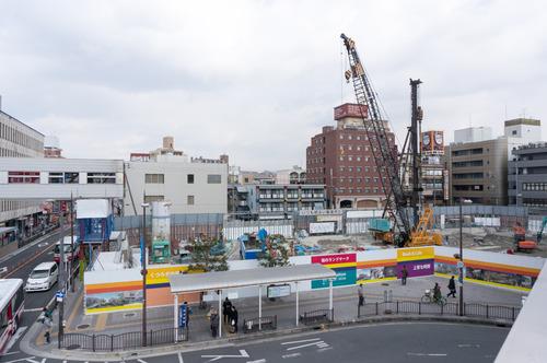 近鉄百貨店跡-1