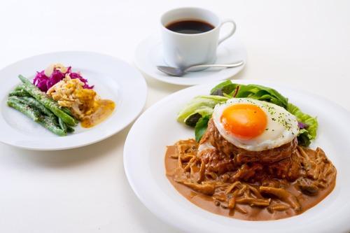 [Lunch] ロコモコ (3)