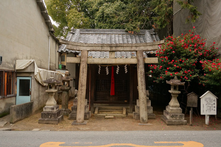 朝原神社130207-01