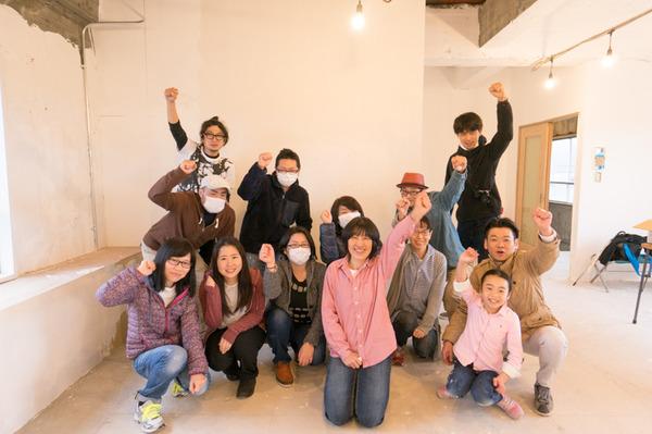ひらばDIY漆喰塗り体験-66