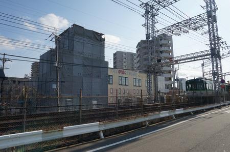 京阪ザ・ストア牧野店解体131105-28
