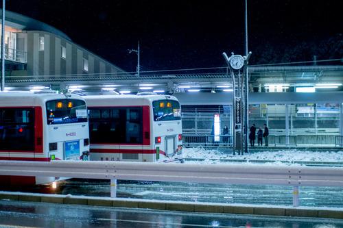 雪の正月-6