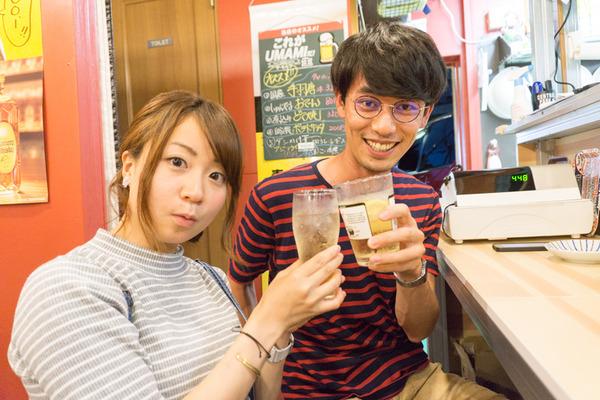 2人で3000円飲み@夢屋-16