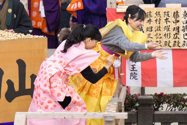 成田山不動尊 節分祭-43