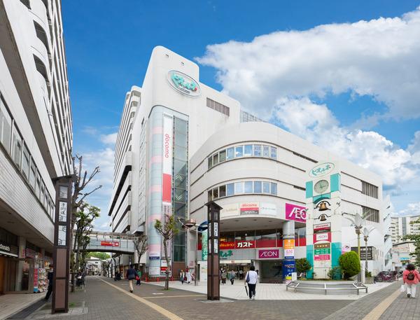 大阪・枚方市のコワーキングスペース ビィーゴある枚方ビオルネの外観