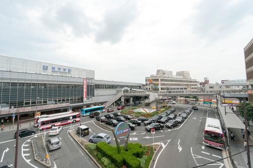 枚方市駅南口