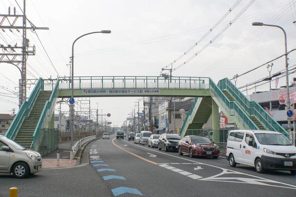 歩道橋-1711306