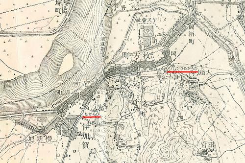 枚方古地図