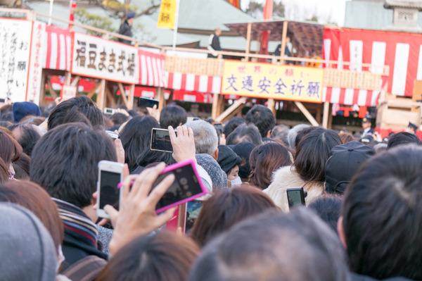 成田山節分祭-26