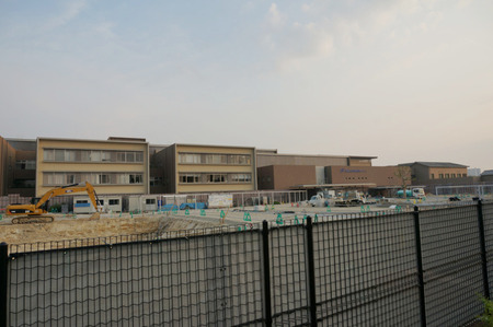 枚方茨木線歩道設置工事130815-51