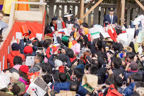 成田山不動尊-節分祭-34
