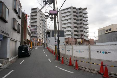 京阪ザ・ストア牧野店跡地140105-11