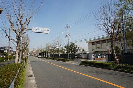 伊加賀スポーツセンター130405-02