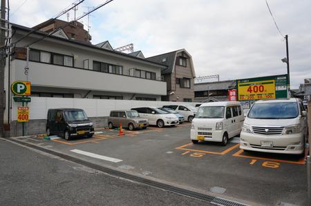 三井のリパーク京阪牧野駅前140105-02