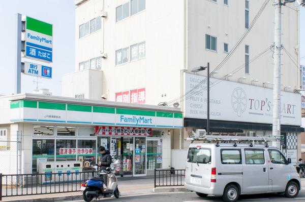 20180129ファミリーマートJR長尾駅駅前店-6