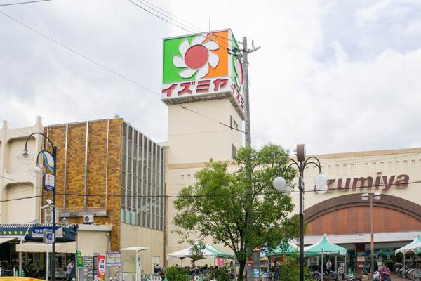 宮之阪のイズミヤにある「スガキヤ」が7月31日で閉店