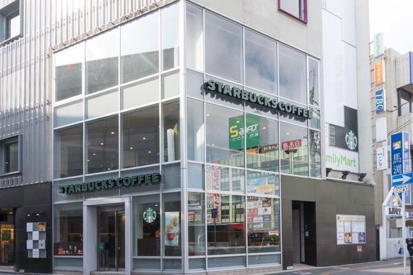 スタバ枚方市駅-1611012