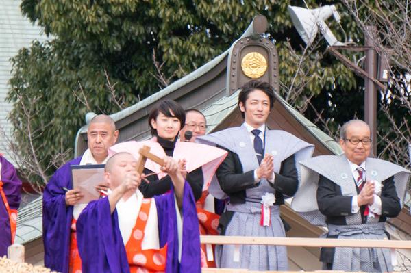 成田山節分祭-55