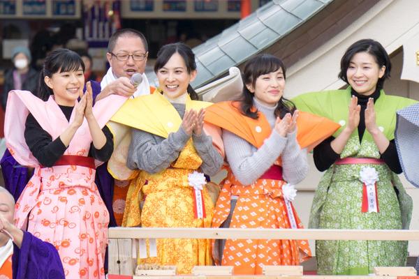 成田山不動尊 節分祭-46