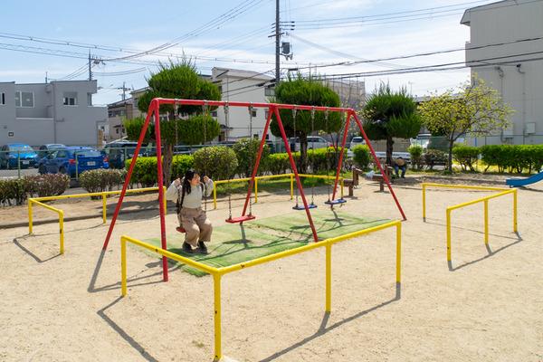 ふなはし公園-20040711