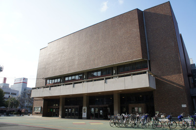 市民会館大ホール