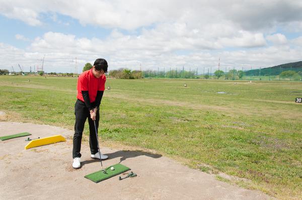 ゴルフ-92