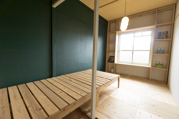 UR男山団地ココロミタウン-17