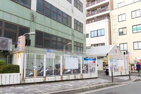 枚方市駅駐輪場-16101755