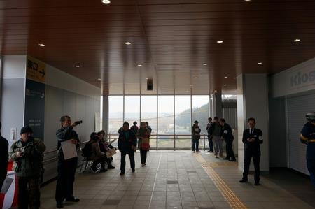 長尾駅内覧会130202-37