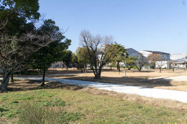 百済寺跡公園-1612038