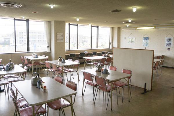 北河内府民センター食堂-2