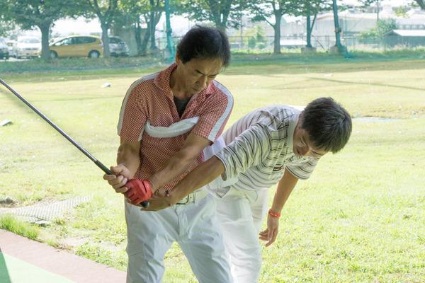 枚方市 ゴルフスクール 6