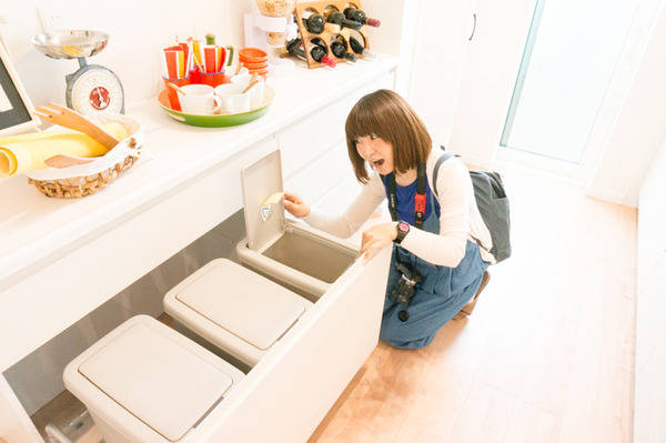 キッチン収納-3