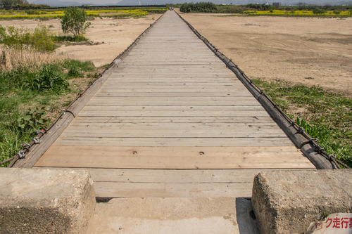 流れ橋-1404244
