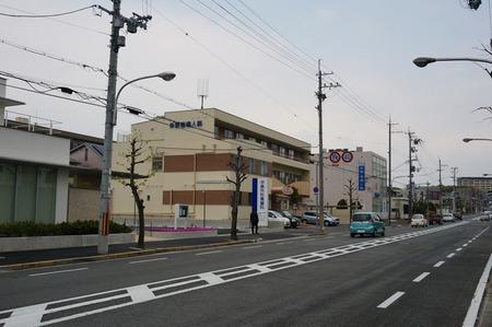関西電力楠葉社宅130411-06