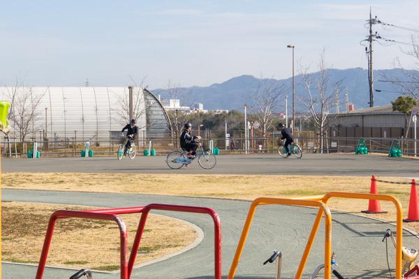 自転車の駅-20012217