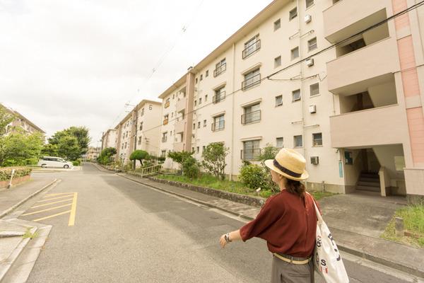 香里ケ丘住宅-2