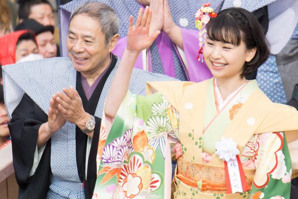 成田山不動尊 節分祭-29