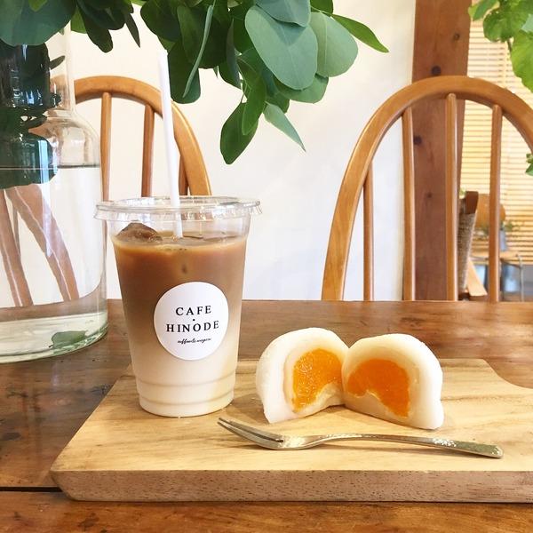 32 cafe・ hinode