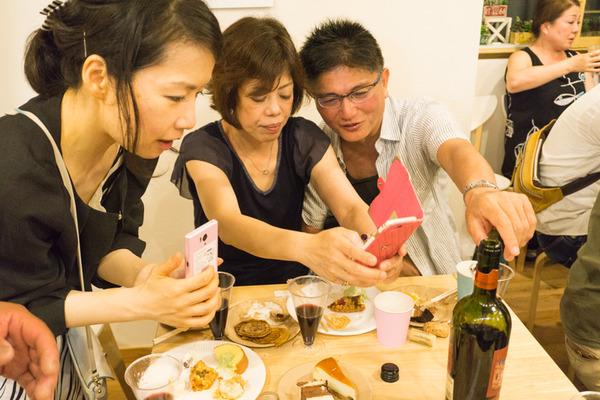 ワインパーティー-100