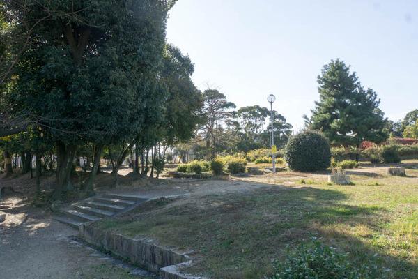 百済寺跡公園-1612034