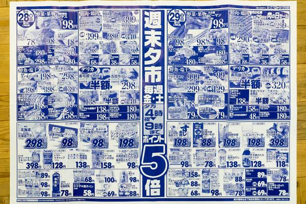 アートタウン香里チラシ-1809262