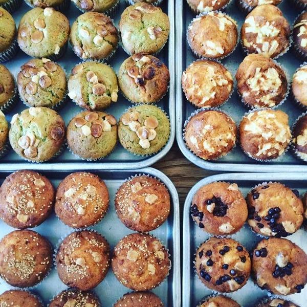 77 ECRU muffin * エクリュ・マフィン