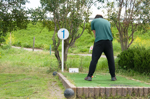 ゴルフ-202