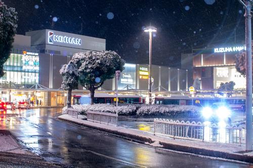 雪の正月-35