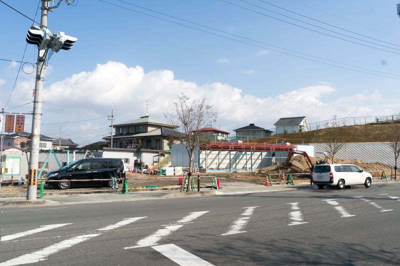 男山に「ローソン八幡福禄谷店」ができるみたい。2月20日 ...