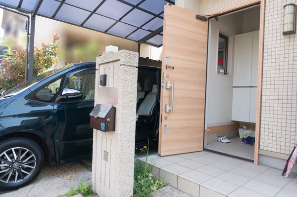 玄関ドア問題